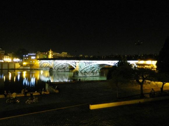 Dove uscire la sera a Siviglia - triana