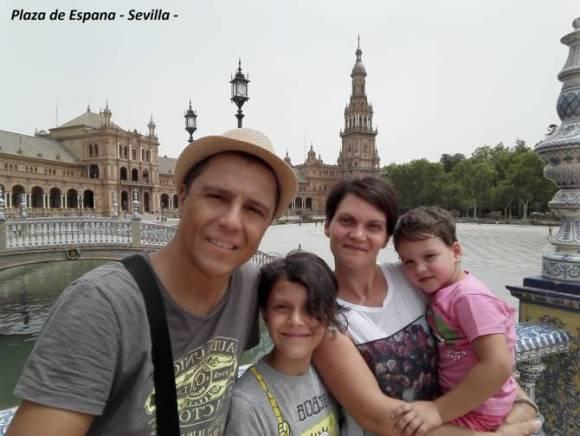 Cosa vedere siviglia plaza espana