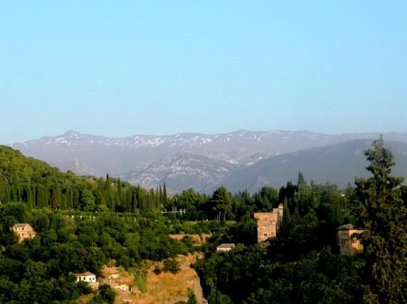Cosa vedere Sierra Nevada_Granada_Andalusia_Granada