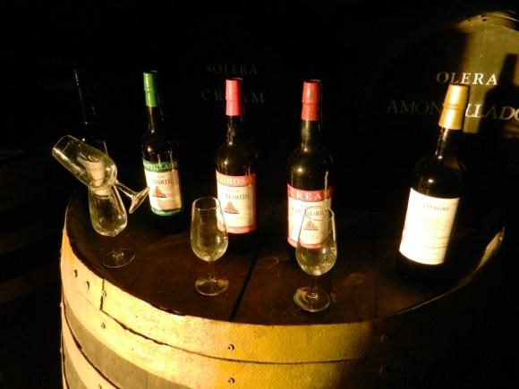 Cantina Bodega Jerez vini