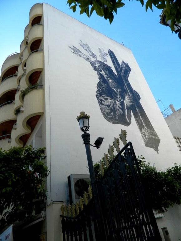 Cosa vedere Jerez de la frontera Andalusia Vino Street Art