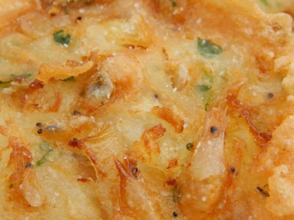 cosa mangiare andalusia pesce Camarones