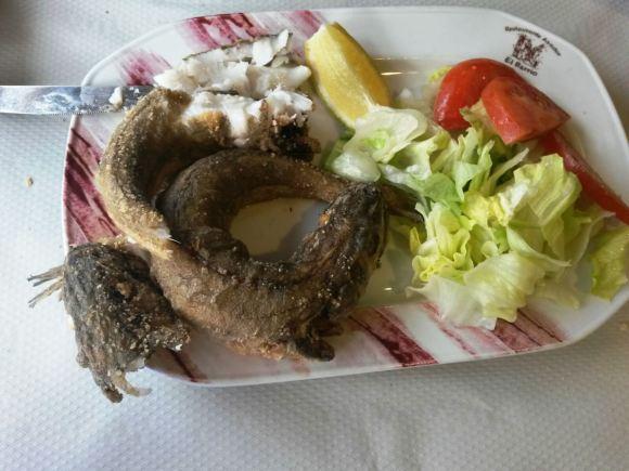 cosa mangiare andalusia pesce pijota