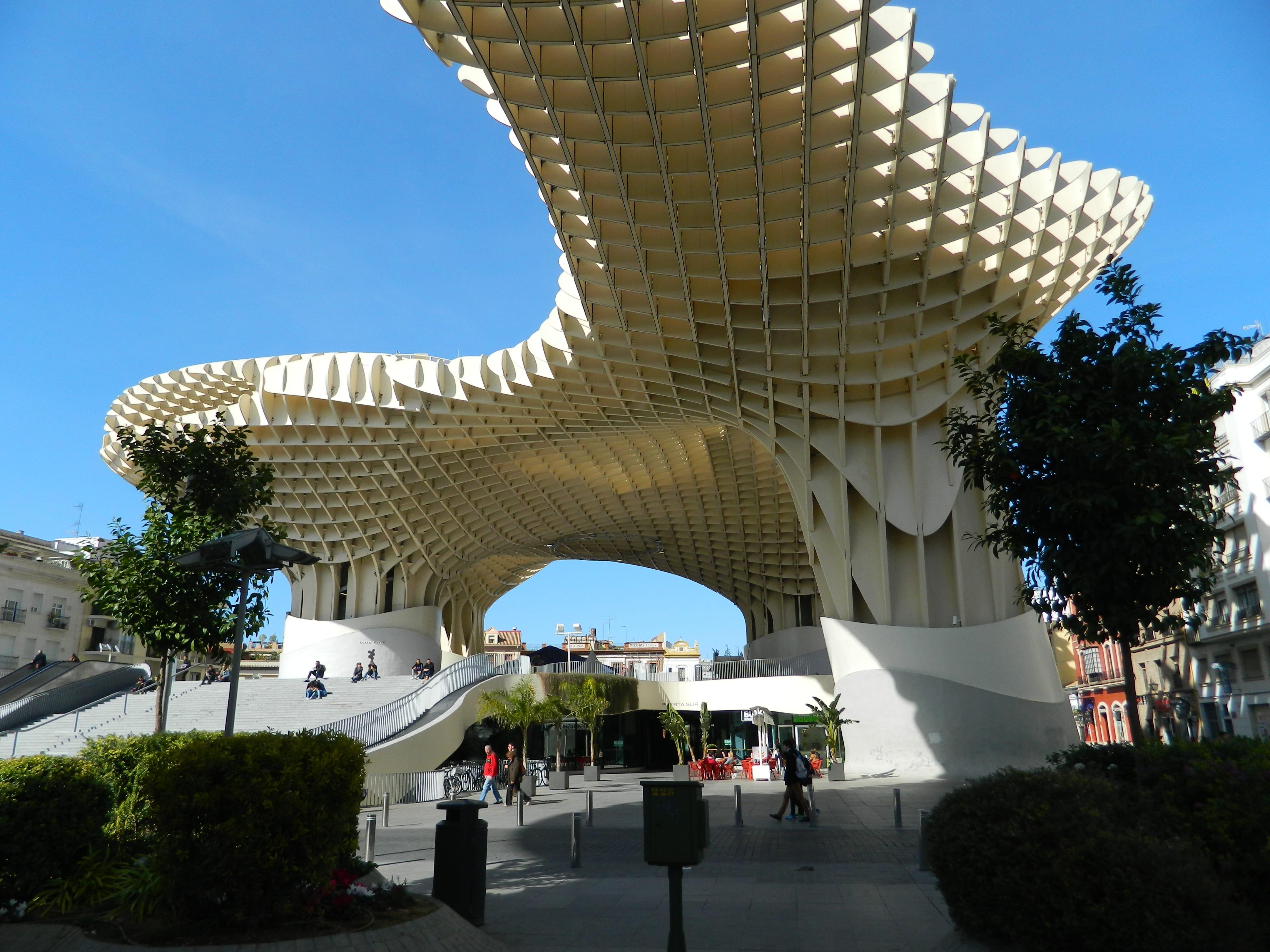 5 punti panoramici per vedere Siviglia dallalto  Andalusia viaggio italiano