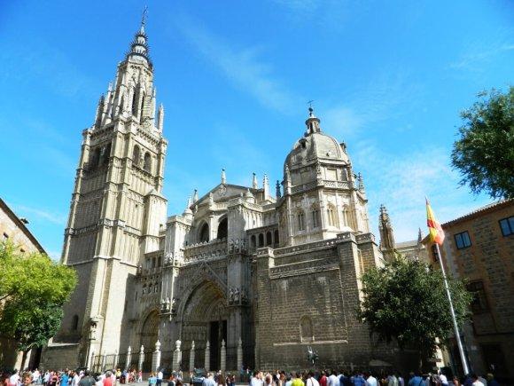 cosa_vedere_toledo_un_cattedrale