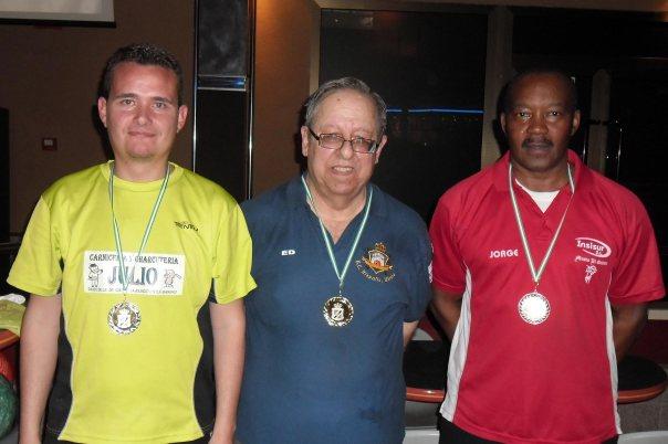 Podium-masculino-lll-Campeonato-Andalucíal-Bowling