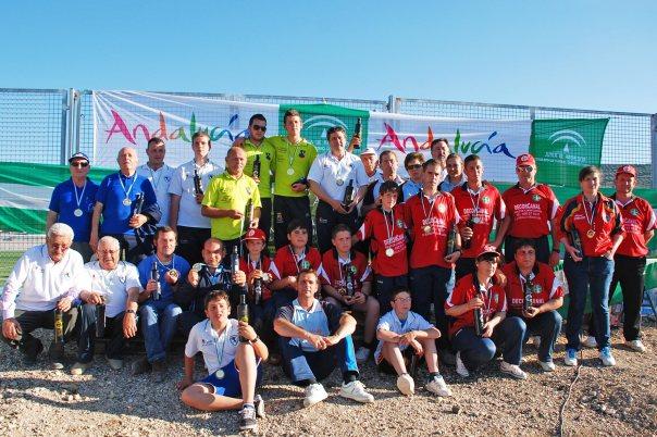 Medallistas-Campeonato-Andalucia-Bolo-Andaluz-Parejas