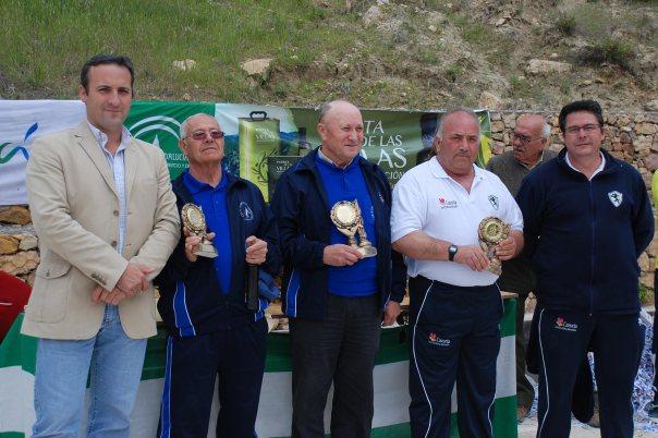Podium-veteranos-A-V-Trofeo-Parque-Natural-Cazorla