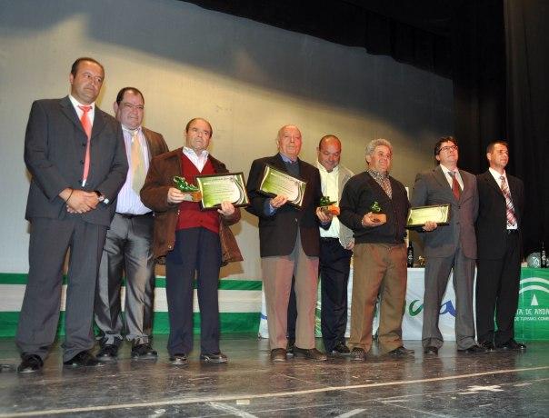 maestros boleros de Andalucia 2012