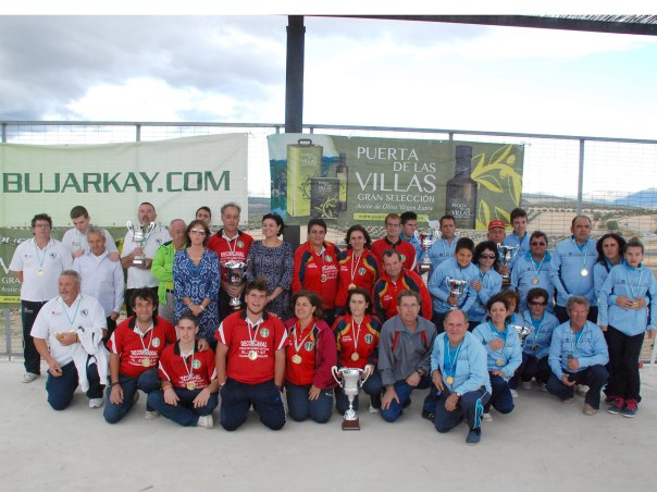 Medallistas-Nacional-Equipos-Bolo-Andaluz-2014