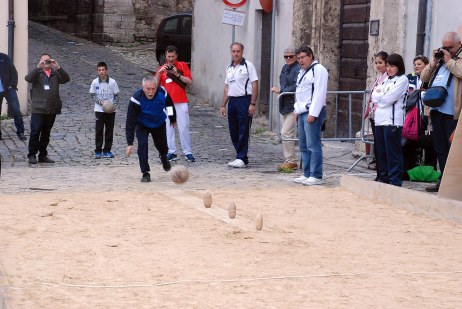 Bolo andaluz serranos Festival European Games Days 36