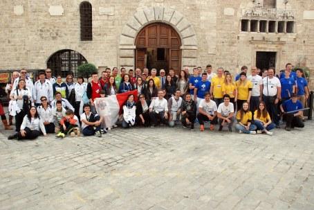 Delegaciones Festival European Games Days 16