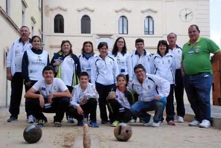 Delegaciones Festival European Games Days 24