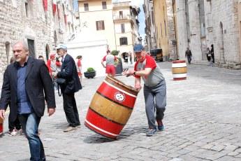 Rodalores barriles Festival European Games Days 05