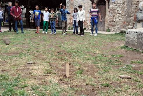 Tanguilla tángana tuto Festival European Games Days 02