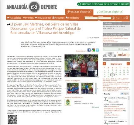 150916 Andalucia es deporte