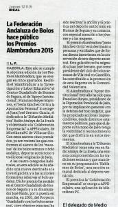 151112 Ideal Premios Alambradura