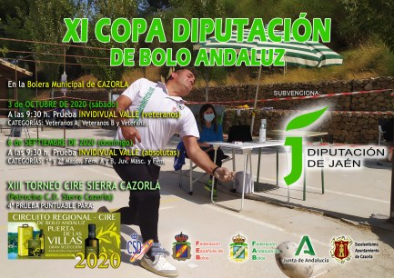 Copa Diputación Individual VALLE red