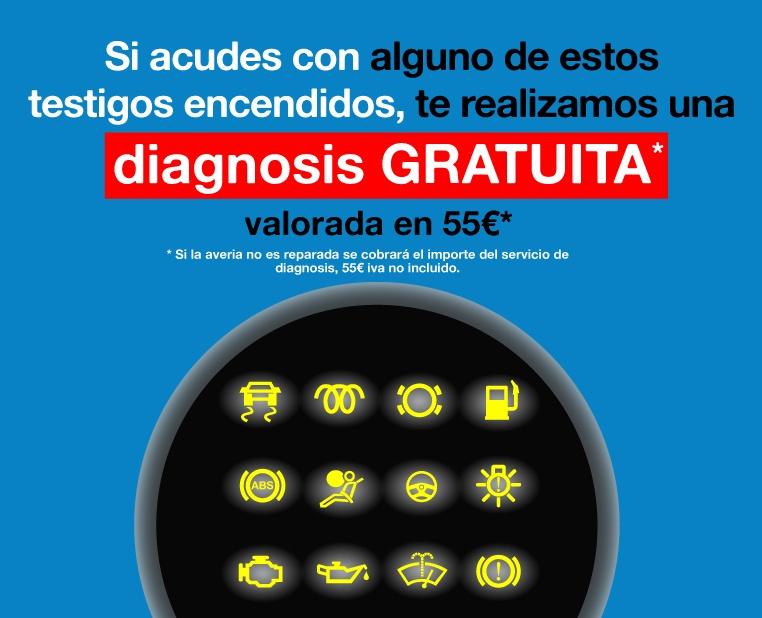 Diagnosis electrónica gratuita *PROMOCIÓN FINALIZADA