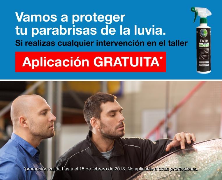 Promoción aditivo para el limpia parabrisas *PROMOCIÓN FINALIZADA