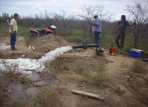 Gobierno perforará 100 pozos de agua en comunidades guaranís en el Chaco