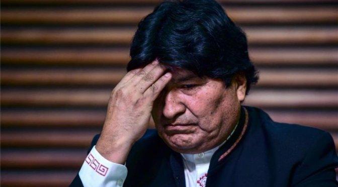 Fiscalía de Cochabamba tiene 20 días para investigar denuncia contra Evo Morales por estupro