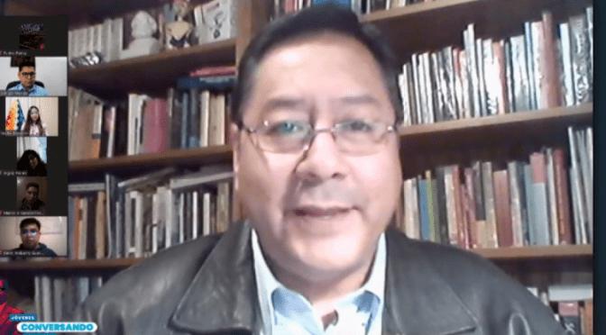 Arce apunta a instaurar un «Silicon Valley» en Cochabamba y a producir diesel en Bolivia