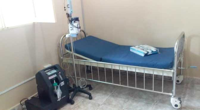 Adquieren 4 equipos de terapia intermedia con recursos recaudados en teletón