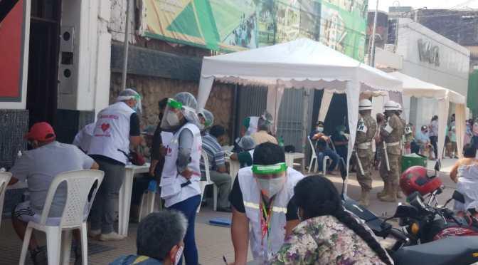 Médicos voluntarios lamentan falta de apoyo de las autoridades locales en Yacuiba