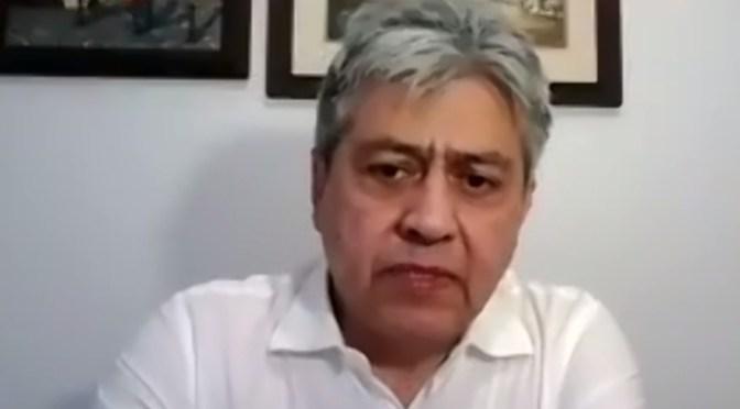Mario Cossío le dice chau a Camacho y Creemos
