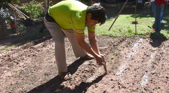 Villa Montes: 1200 familias se benefician con abono orgánico