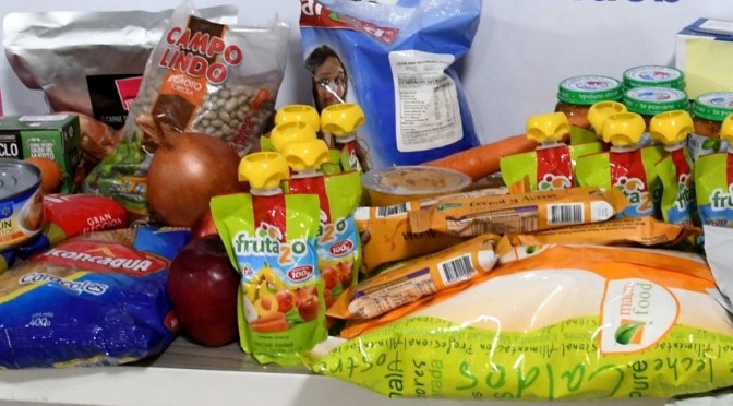Municipio propone canasta alimentaria con recursos del desayuno escolar