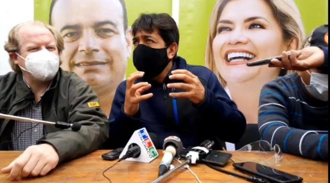 Juntos: Zamora, Oliva y Cardozo proponen una agenda para sacar de la crisis al Chaco