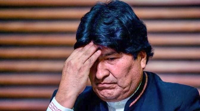 Viceministro Melgar denuncia a Evo Morales por el segundo caso de presunto estupro