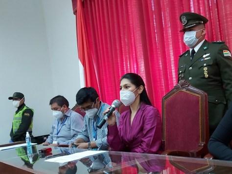 3 Tribunal Electoral de Tarija ayer realizó el sorteo de los jurados electorales