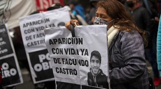 Confirman que el cuerpo encontrado en Argentina es el de Facundo Castro: la desaparición que interpeló al gobierno de Alberto Fernández