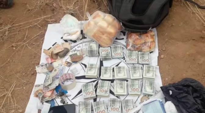 Argentina: Detienen a boliviano que llevaba $us186 mil en la frontera