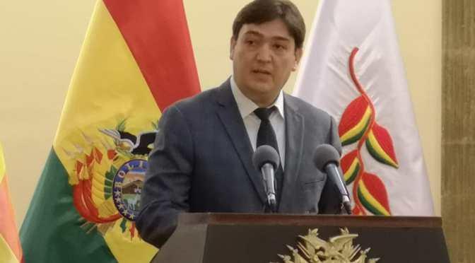 Procurador: Estructura organizada de poder está en pleno funcionamiento y garantiza la impunidad a Evo