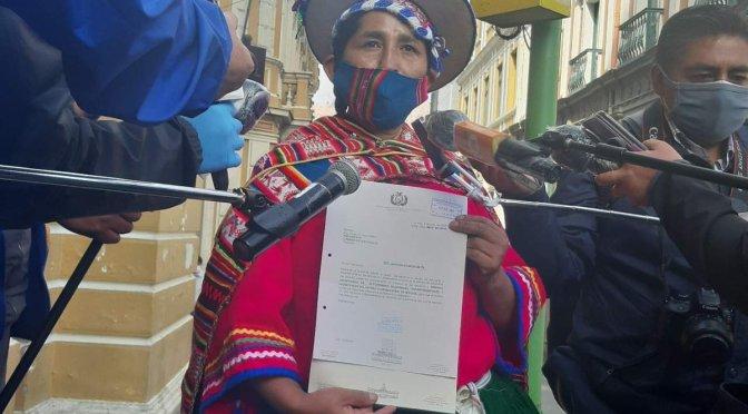 Diputada impulsa proyecto para que quienes reciben sueldo vitalicio no sean candidatos, excepto Evo