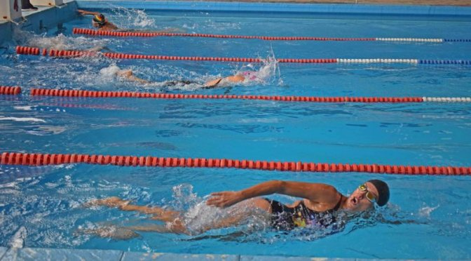 Natación y tenis las disciplinas que podrían volver a partir de la tercera semana de septiembre
