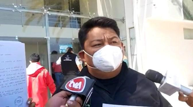 Cívico de San Lorenzo denuncia que alcalde Ávila usa bienes del Estado en campaña del MAS