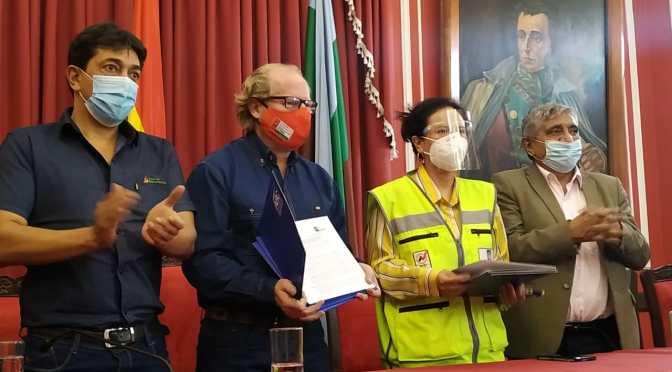 Tramo Canaletas-Entre Ríos pasa a la administración de la ABC