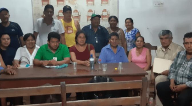 Adolfo Chávez: Reiniciaremos la demanda por Chaparina cuando se reforme el sistema judicial
