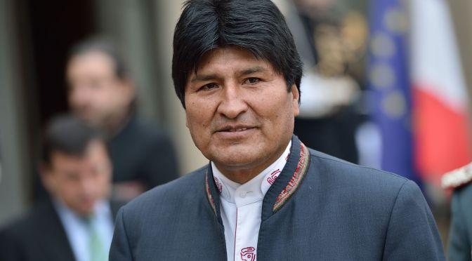 Dirigente campesino de Oruro pide alejar del MAS a Evo Morales
