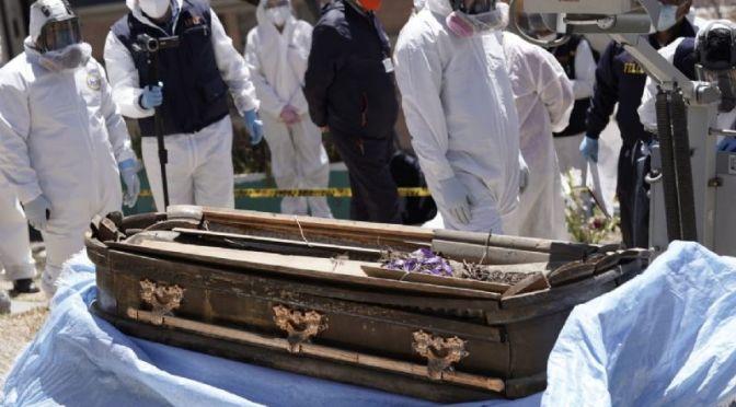 Exhuman supuestos restos de Clavijo para iniciar el proceso de identificación