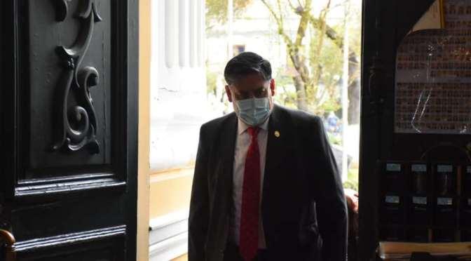 Evo tiene 10 días para presentarse a la Fiscalía en el proceso de sedición y terrorismo