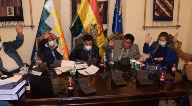 Comisión convoca a exjefes policiales y fiscales a declarar sobre hechos en Senkata y Sacaba