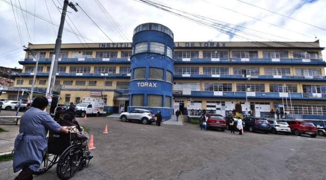 El Hospital del Tórax denuncia que se le dotó de ventiladores defectuosos