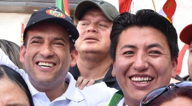 PDC de Chuquisaca rompe alianza con Creemos y militancia decide apoyar a Comunidad Ciudadana