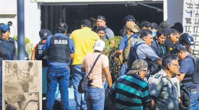 Caso Eurochronos: una topografía facial permitió confirmar la identidad del agente que disparó a Erick Peña